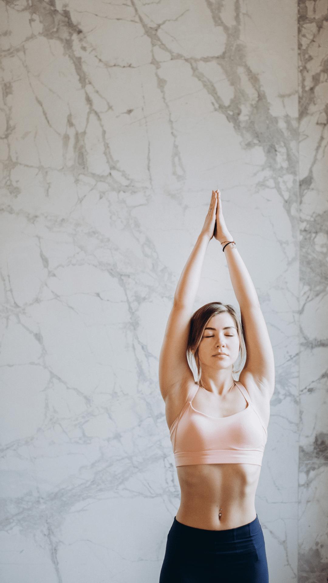 yoga arbre énergie