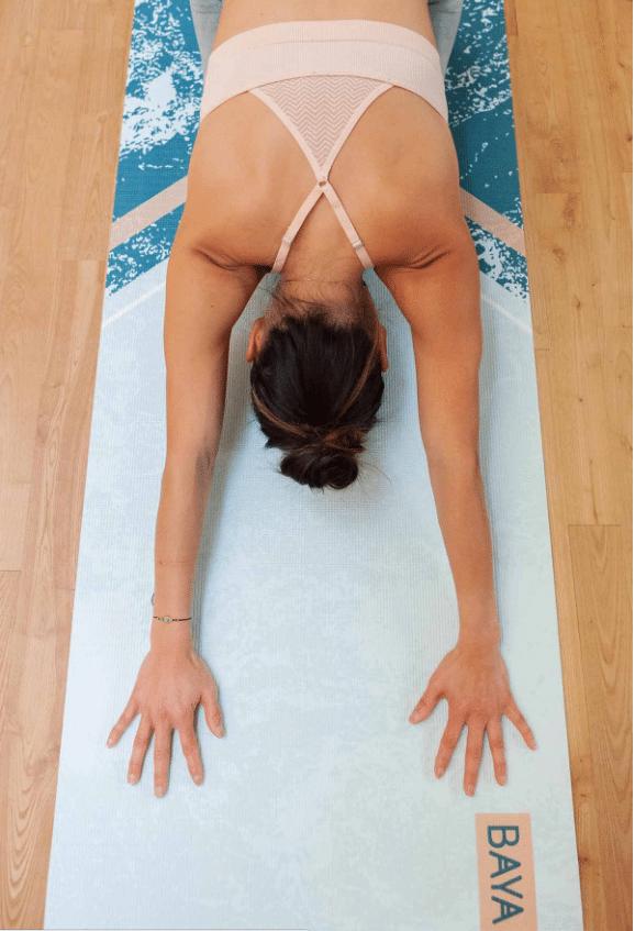 tapis yoga motivation