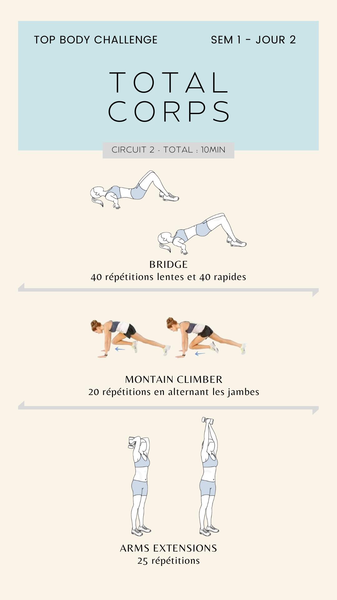 exercice tbs semaine 1