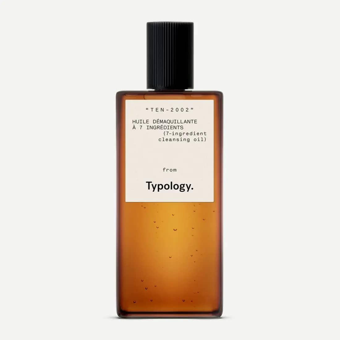 huile démaquillante skin care
