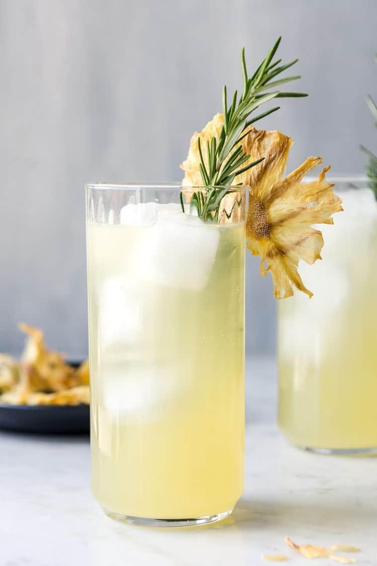 jus réparateur ananas