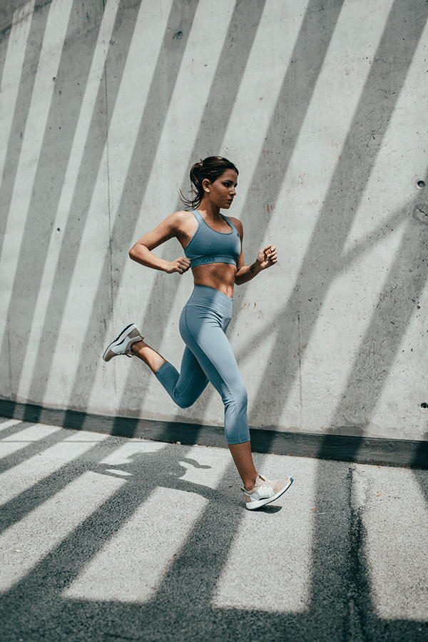 Garder la forme grâce au sport